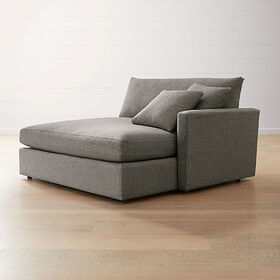 Lounge II Right Arm Double Chaise