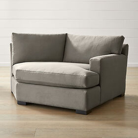 Axis II Right Arm Angled Chaise Lounge