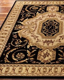Empire Scrolls Rug 8' Square