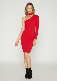 Nicole One Shoulder Gigi Dress