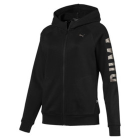 ATHLETIC Full-Zip Hoodie