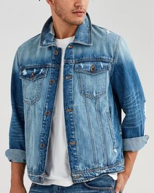 Trucker Jacket in Redemption