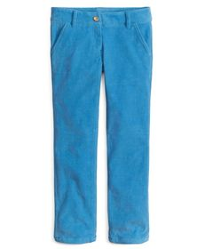 Girls Corduroy Skinny Pants