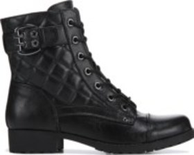 G BY GUESS Women's Bakster Lace Up Bootie
