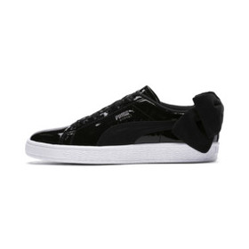 Basket Suede Bow Women's Sneakers