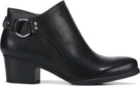 Natural Soul Women's Calico Ankle Bootie