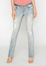 Avery Low Rise Bootcut Jeans