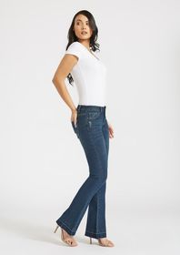 Tall Everyly Frayed Flare Jeans