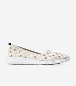 StudiøGrand Perforated Slip-On Sneaker