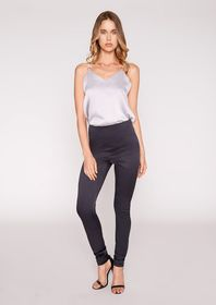 Tall Rowan High Waist Slim Pants