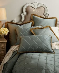 Dian Austin Couture Home Queen Diamond-Trellis Duv