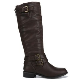 XOXO Women's Maleah Tall Shaft Boot