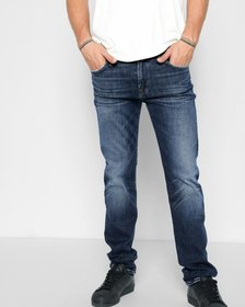 Luxe Sport Slimmy with Clean Pocket in Authentic E