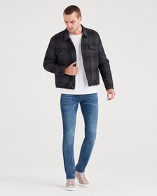 Luxe Sport Paxtyn Skinny with Clean Pocket in Auth