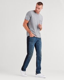Adrien with Clean Pocket and Black Panel Detail in