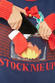 Stock Me Up Graphic Sweater