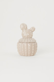 Scented Candle in Holder on sale at H&M