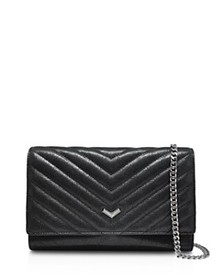 Botkier Botkier - Soho Quilted Leather Chain Walle
