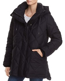 Burberry Burberry - Blakeshall Quilted Coat