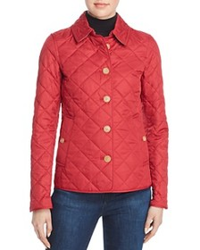 Burberry Burberry - Frankby Quilted Jacket - 100%