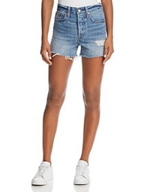 Levi's Levi's - Wedgie Denim Shorts in Blue Your M