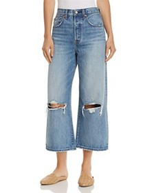 Levi's Levi's - High Water Wide Leg Jeans in Strai