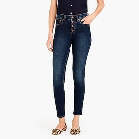 "J. Crew Factory factory womens 9"" high-rise skinny"