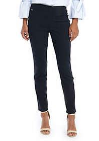 Signature Pull-On Skinny Pant in Exact Stretch - T
