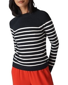 Whistles Whistles - Sailor-Style Sweater
