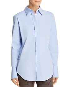 Theory Theory - Essential Button-Front Shirt