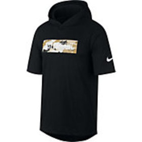 Nike Men's Dry Camo Just Don't Quit Short Sleeve H
