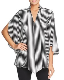 Kenneth Cole Kenneth Cole - Striped Scarf Tunic To