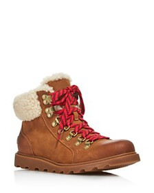 Sorel Sorel - Women's Ainsley Round Toe Leather Hi