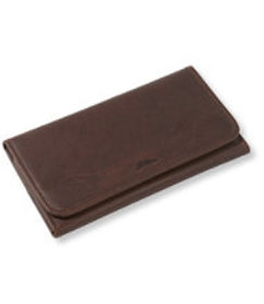Field Leather Ticket Wallet
