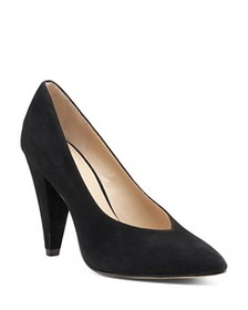 Botkier Botkier - Women's Lina Pointed Toe Suede P