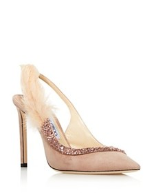 Jimmy Choo Jimmy Choo - Women's Tacey 100 Embellis