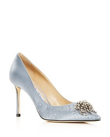 Jimmy Choo Jimmy Choo - Women's Joan 85 Embellishe