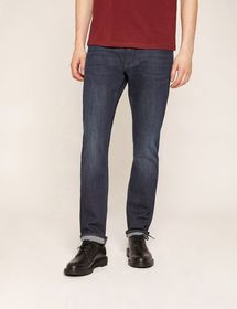 J13 SLIM-FIT CLEAN DARK INDIGO JEAN