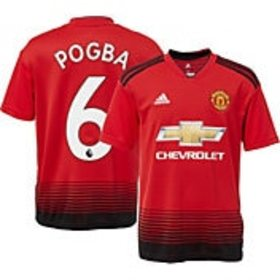 adidas Youth Manchester United Paul Pogba #6 2018
