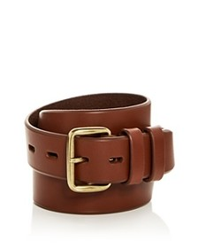 Cole Haan Cole Haan - Waxed Leather Belt