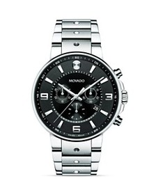 Movado Movado - S.E. Pilot Stainless Steel case wi