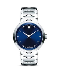 Movado Movado - Stainless Steel Luno Watch, 40mm