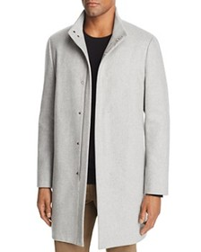 Theory Theory - Belvin Zip-Front Topcoat
