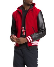 Tommy Hilfiger Tommy Hilfiger - Mixed-Media Hooded
