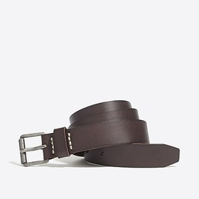 J. Crew Factory factory mens Washed leather roller