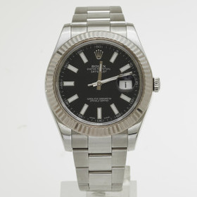 Rolex Rolex Datejust 116334-PO3 Men's Watch