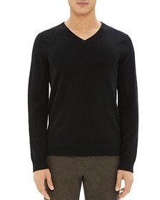 Theory Theory - Valles Cashmere V-Neck Sweater