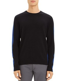 Theory Theory - Evers Color-Block Cashmere Sweater