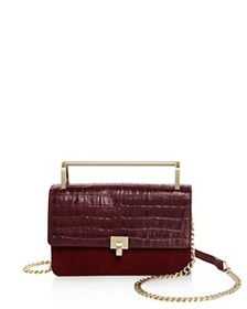 Botkier Botkier - Lennox Small Mixed Leather Cross