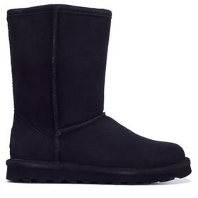 BEARPAW Women's Elle Short Water Resistant Winter
